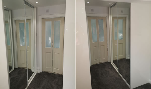 Sliding Wardrobes By En Suite